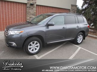 2012 Toyota Highlander SE Farmington, Minnesota 0