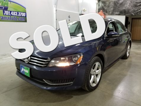 2012 Volkswagen Passat TDI SE w/Sunroof in Dickinson, ND