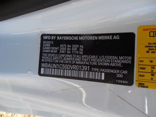 2013 BMW 128i Sport/Convertible Leesburg, Virginia 58