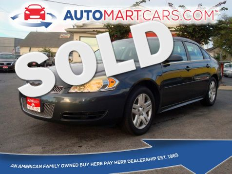2013 Chevrolet Impala LT | Nashville, Tennessee | Auto Mart Used Cars Inc. in Nashville, Tennessee