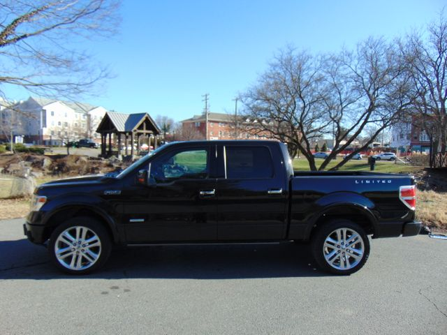 2013 Ford F-150 Limited Leesburg, Virginia 8