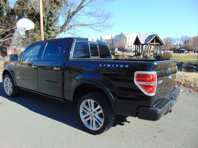 2013 Ford F-150 Limited Leesburg, Virginia 4