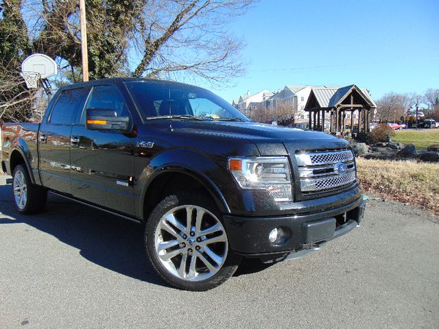 2013 Ford F-150 Limited Leesburg, Virginia 2