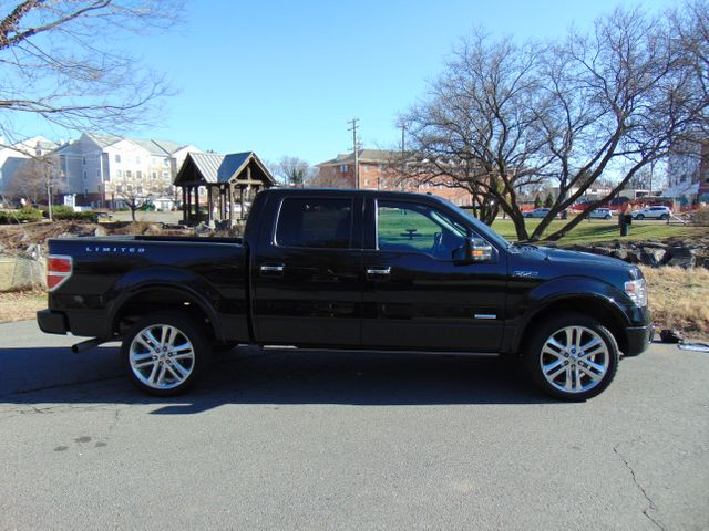 2013 Ford F-150 Limited Leesburg, Virginia 10
