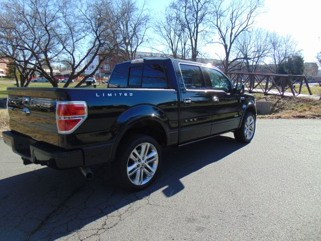 2013 Ford F-150 Limited Leesburg, Virginia 6