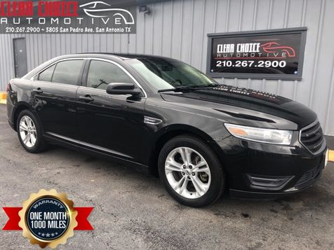 2013 Ford Taurus SEL in San Antonio, TX