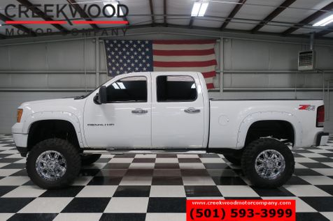 2013 GMC Sierra 2500HD Denali 4x4 Diesel Lifted Nav Sunroof 20s 1 Owner in Searcy, AR