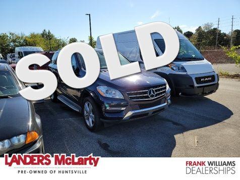 2013 Mercedes-Benz ML 350 ML 350 | Huntsville, Alabama | Landers Mclarty DCJ & Subaru in Huntsville, Alabama