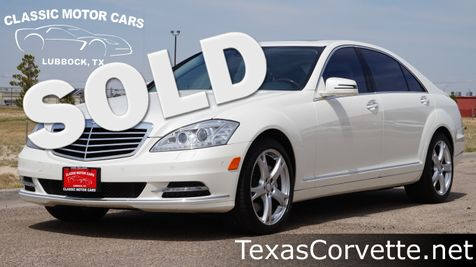 2013 Mercedes-Benz S 550  | Lubbock, Texas | Classic Motor Cars in Lubbock, Texas