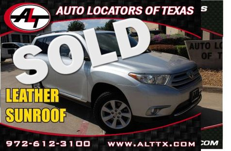 2013 Toyota Highlander SE | Plano, TX | Consign My Vehicle in Plano, TX