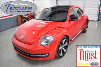 2013 Volkswagen Beetle Coupe 2.0T Turbo w/Sun/Sound/Nav in Memphis, TN 38128