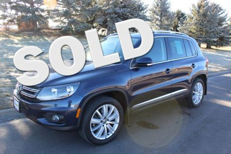 2013 Volkswagen Tiguan SE w/Sunroof & Nav in Great Falls, MT