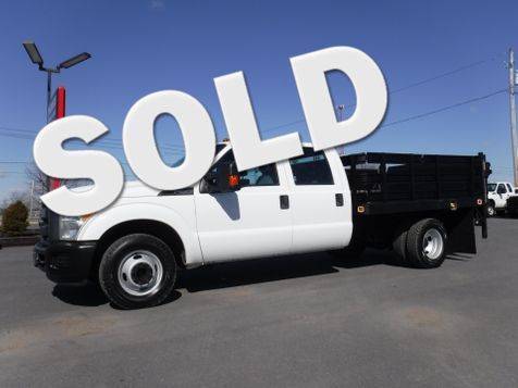 2014 Ford F350 Crew Cab 9' Stake 2wd in Ephrata, PA