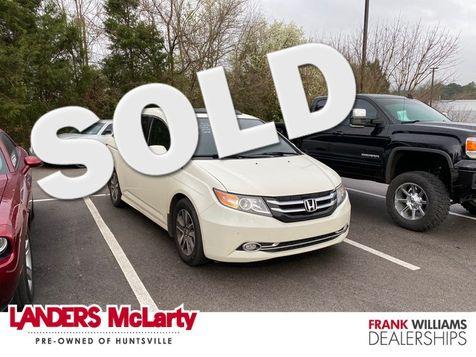 2014 Honda Odyssey Touring Elite | Huntsville, Alabama | Landers Mclarty DCJ & Subaru in Huntsville, Alabama