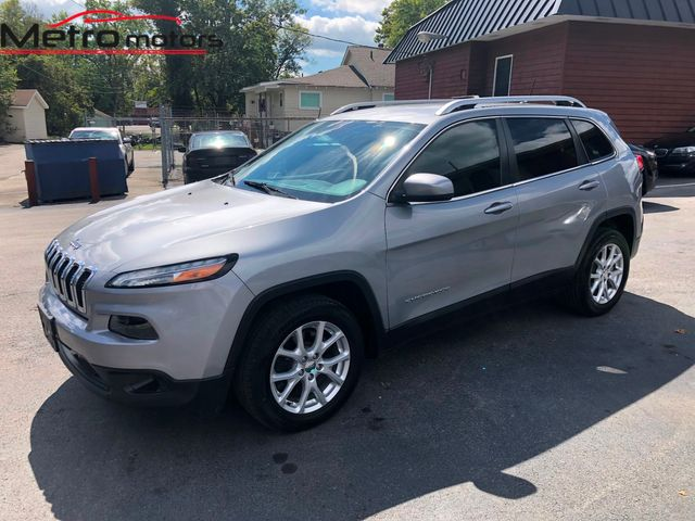 2014 Jeep Cherokee Latitude Knoxville , Tennessee 12