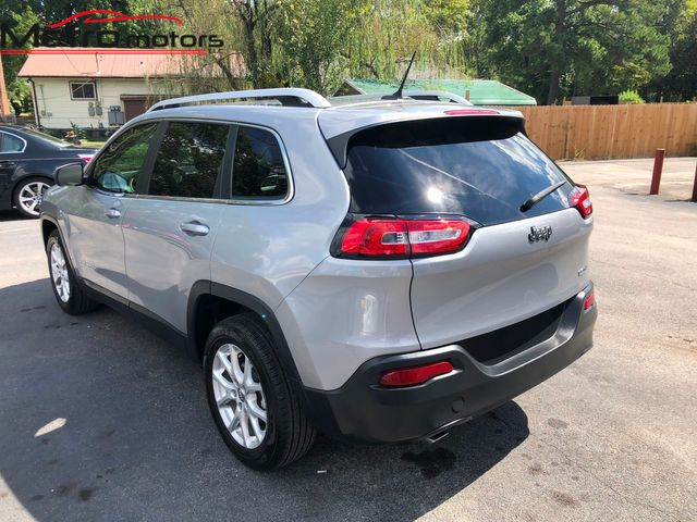 2014 Jeep Cherokee Latitude Knoxville , Tennessee 37