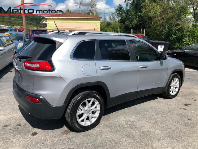 2014 Jeep Cherokee Latitude Knoxville , Tennessee 42