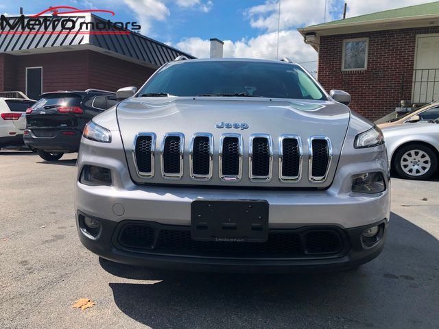 2014 Jeep Cherokee Latitude Knoxville , Tennessee 3