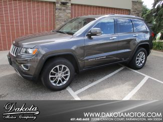 2014 Jeep Grand Cherokee Limited Farmington, Minnesota
