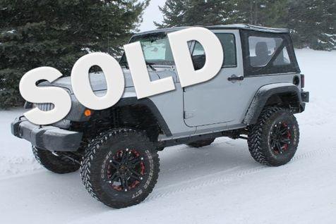 2014 Jeep Wrangler Sport in Great Falls, MT