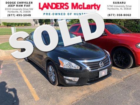 2014 Nissan Altima 2.5 S | Huntsville, Alabama | Landers Mclarty DCJ & Subaru in Huntsville, Alabama