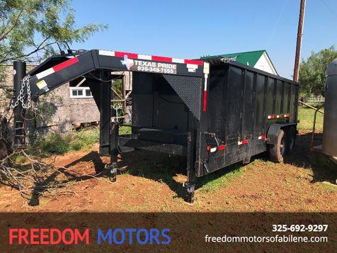 2015 Other Texas Pride Dump Trailer | Abilene, Texas | Freedom Motors  in Abilene, Texas