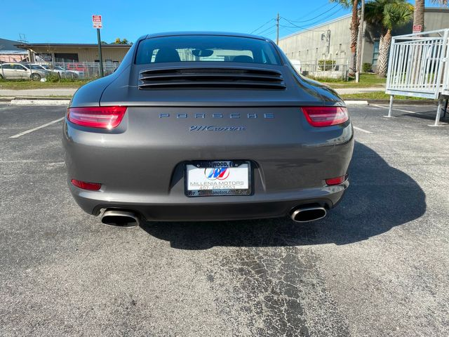 2014 Porsche 911 Carrera Longwood, FL 4