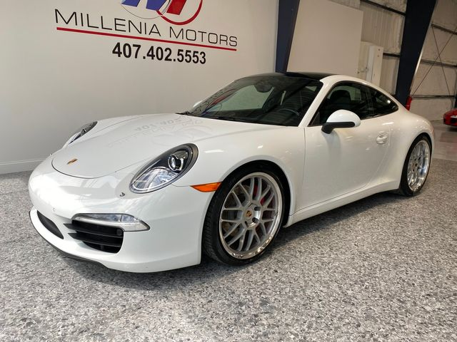2014 Porsche 911 Carrera S Longwood, FL 15