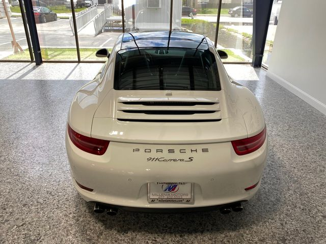 2014 Porsche 911 Carrera S Longwood, FL 4