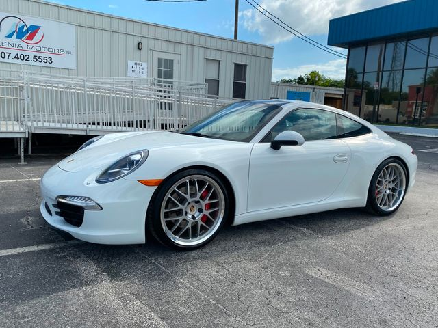 2014 Porsche 911 Carrera S Longwood, FL 63