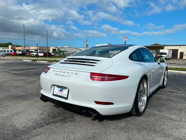 2014 Porsche 911 Carrera S Longwood, FL 52