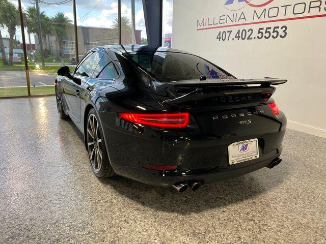 2014 Porsche 911 Carrera S Longwood, FL 3