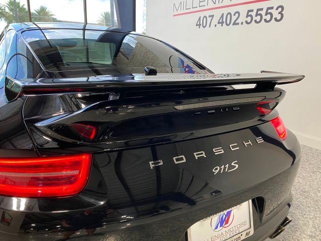 2014 Porsche 911 Carrera S Longwood, FL 47
