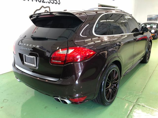 2014 Porsche Cayenne Turbo Longwood, FL 10