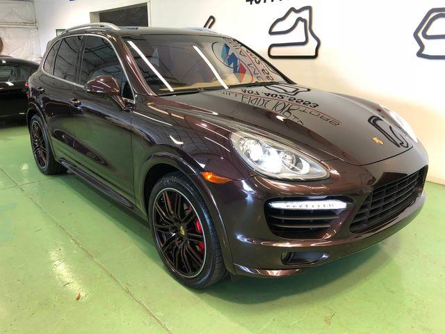 2014 Porsche Cayenne Turbo Longwood, FL 2