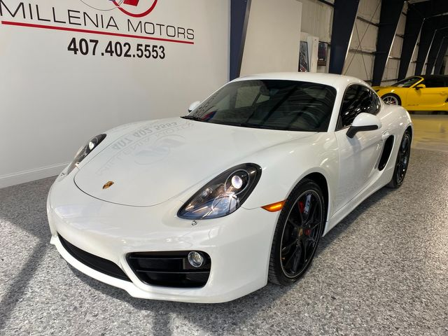 2014 Porsche Cayman S Longwood, FL 13