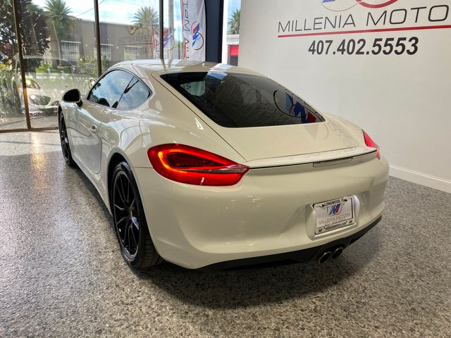 2014 Porsche Cayman S Longwood, FL 3