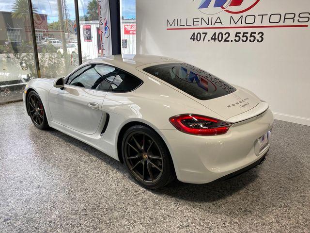 2014 Porsche Cayman S Longwood, FL 2