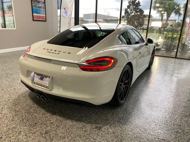 2014 Porsche Cayman S Longwood, FL 6