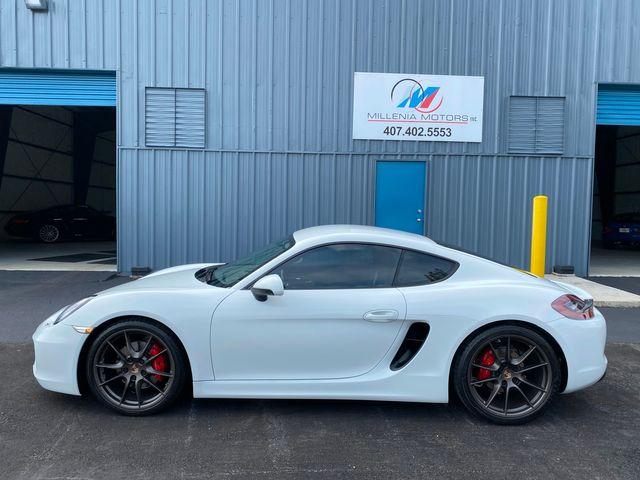 2014 Porsche Cayman S Longwood, FL 49
