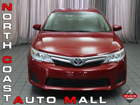2014 Toyota Camry 4dr Sedan I4 Automatic LE in Akron, OH