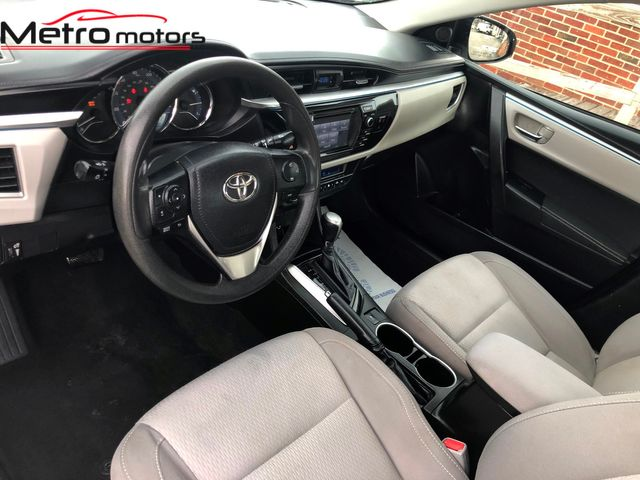 2014 Toyota Corolla L Knoxville , Tennessee 14