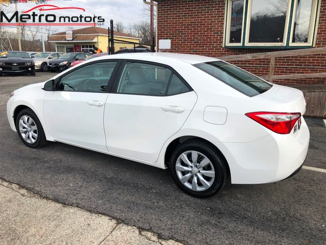2014 Toyota Corolla L Knoxville , Tennessee 35