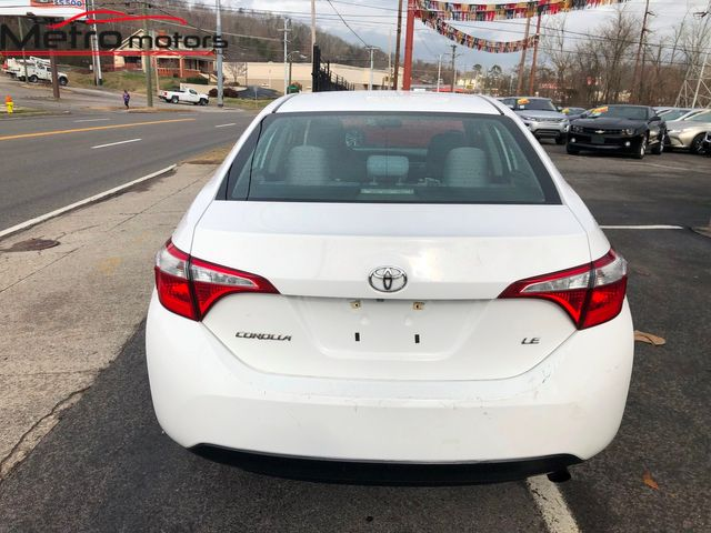 2014 Toyota Corolla L Knoxville , Tennessee 38