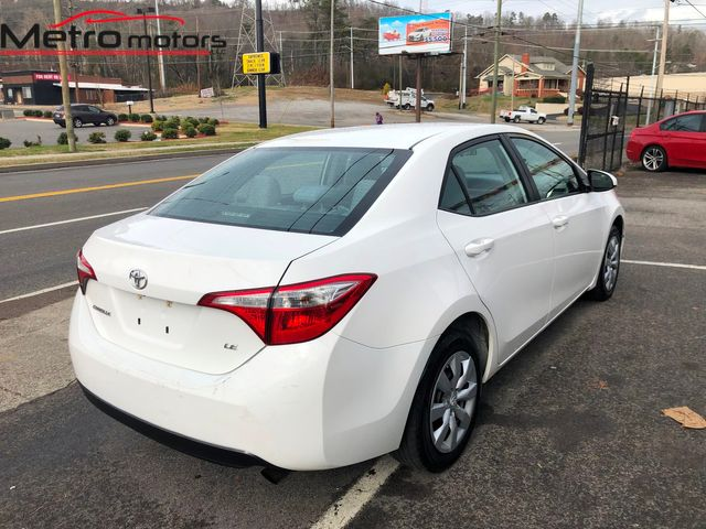 2014 Toyota Corolla L Knoxville , Tennessee 40