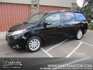 2014 Toyota Sienna Ltd Farmington, Minnesota