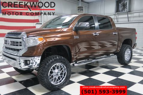 2014 Toyota Tundra 1794 4x4 Crew Max Nav Sunroof Lifted 20s 35