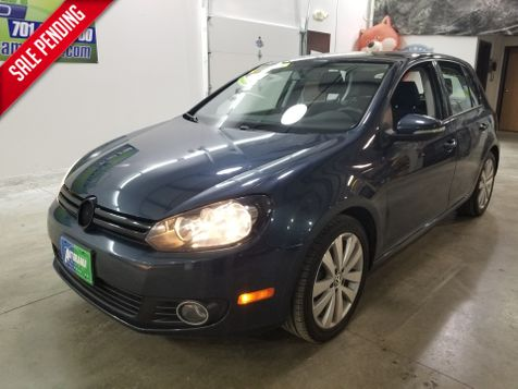 2014 Volkswagen Golf TDI Sunroof & Nav in Dickinson, ND