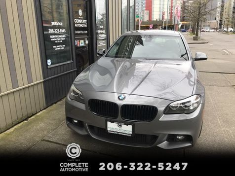 2015 BMW 535i M Sport Driver Assist Plus  Premium Cold Weather Pkgs New $70,910 Save $41,922 in Seattle