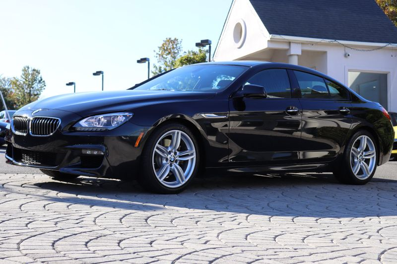 2015 BMW 6-Series  640i xDrive Gran Coupe M Sport Edition in Alexandria VA